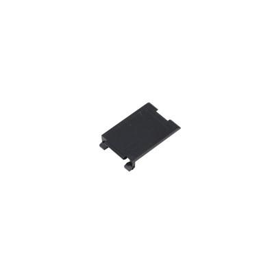 SIEMON - MX-BL-01 - Inserto Ciego Para Placas de Pared MAX y 10G MAX Color Negro Bolsa con 10 piezas