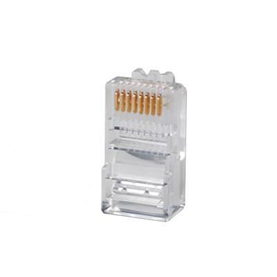 SIEMON - P-8-8 - Plug RJ45 Cat5e Para Cable UTP Calibre 22 a 26 AWG Chapado en Oro de 50 micras