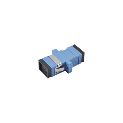 LINKEDPRO - LP-FOAD-6137U - Módulo acoplador de fibra óptica duplex LC/UPC a LC/UPC compatible con fibra Monomodo