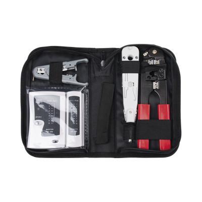 LINKEDPRO - LP-TK-30 - Kit de herramientas para instalación de redes