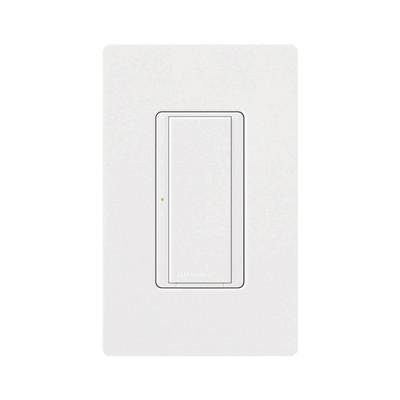 LUTRON ELECTRONICS - MA-S8AM-WH-S - Maestro Switch multilocacion / un solo polo 120V 8A color blanco