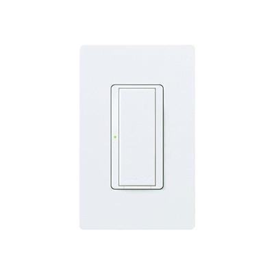 LUTRON ELECTRONICS - MRF2-6ANS-WH - Switch on/off /Linea Maestro 6Amp Multilocacion120V