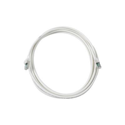 SIEMON - ZM6A-S50-02 - Patch Cord Z-MAX Cat6A S/FTP CM/LS0H 50ft Color Blanco