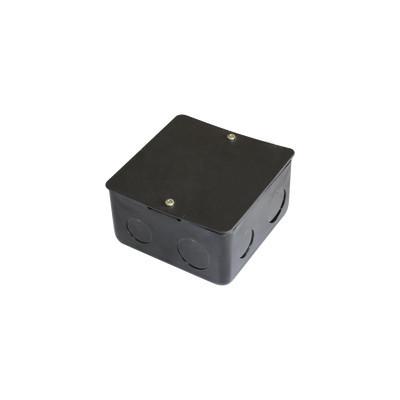 THORSMAN - TMK10X10 - Caja de registro de acero galvanizado 10x10 cm Color Negro (11000-00000)