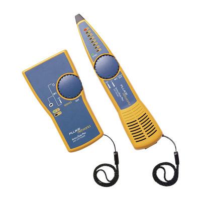 FLUKE NETWORKS - MT-8200-60-KIT - Kit Avanzado de Generador y Sonda (Detector) de Tonos IntelliTone? 200 Para Identificación de Señales Analogicas y Digitales en Cables de Red