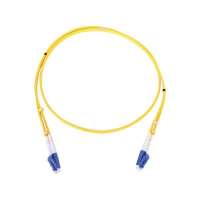 LINKEDPRO - LP-FO-6049B - Jumper de Fibra Óptica Monomodo LC/LC Duplex de 1 metro