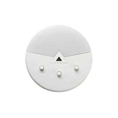 LUTRON ELECTRONICS - LRF2DCRBWH - Sensor fotoeléctrico inalámbrico sensor de luz.