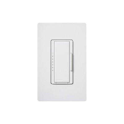LUTRON ELECTRONICS - MRF2S6CLWH - Atenuador 150W CFL/LED 600W incandescente halogeno 600 VA MLV 120 V no requiere neutro