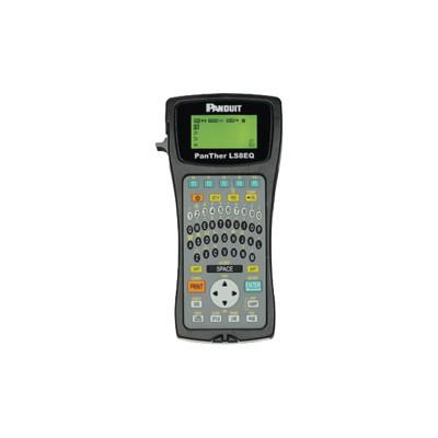 PANDUIT - LS8EQ - Impresora Etiquetadora Para Identificación de Cables Componentes y Equipos de Seguridad Con Teclado Qwerty de Transferencia Térmica