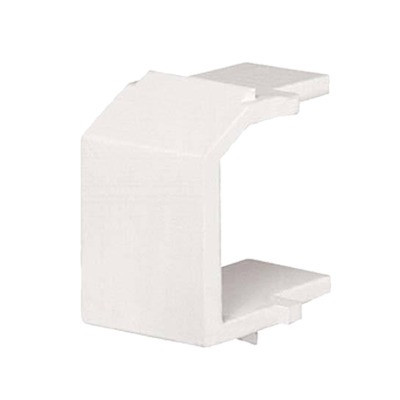 PANDUIT - NKBMIW-X - Módulo de tapa ciega (Inserto Ciego) Tipo Keystone Color Blanco Mate
