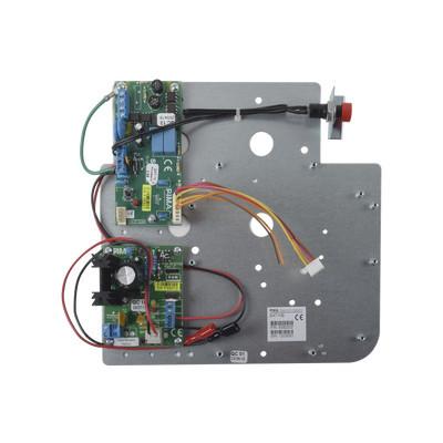 PIMA - SAT-N - Interface universal de conversión TCP/IP GPRS compatible con cualquier alarma con formato CONTAC ID no incluye GSM200 ni NET4PRO