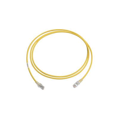 SIEMON - MC6-07-05 - Patch Cord MC6 Modular Cat6 UTP CM/LS0H 7ft Color Amarillo