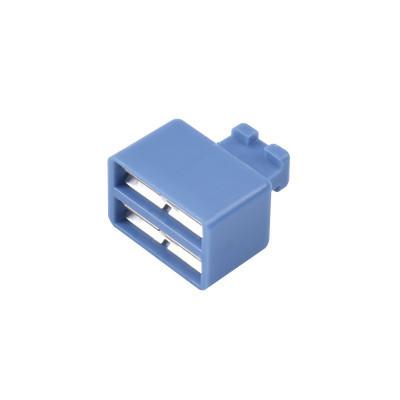 SIEMON - SMBC-2-6 - Clip de Puente Para Uso con Regletas S66 de Siemon de 1 par Color Azul