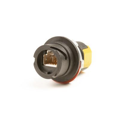 """SIEMON - XG2-Z6 - Jack """"Ruggedized"""" Z-MAX Reforzado para Uso Industrial UTP Categoría 6"""