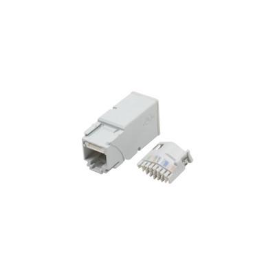 SIEMON - Z6A-PB - Conector para Patch Panel Z-MAX UTP Cat6A Versión Bulk (Sin Empaque Individual)