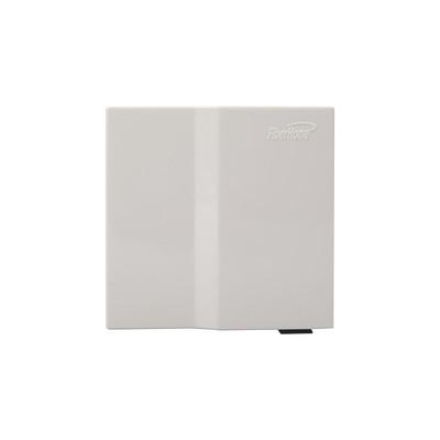 FIBERHOME - FTB-501 - Caja Terminal de Fibra Óptica (Roseta) con un Acoplador SC/APC color Blanco