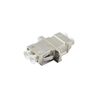 LINKEDPRO - LP-FOAD-6138 - Módulo acoplador de fibra óptica duplex LC/PC a LC/PC compatible con fibra Multimodo