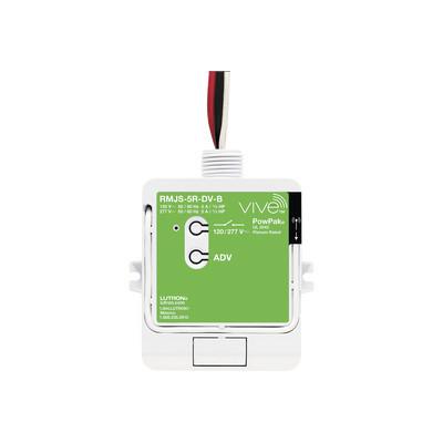 LUTRON ELECTRONICS - RMJS5RDVB - 5A relay para iluminación.