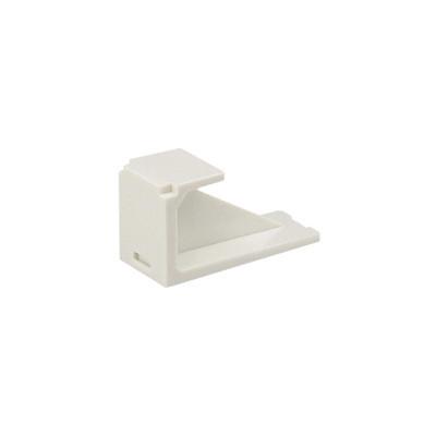 PANDUIT - CMBWH-X - Módulo de tapa ciega (Inserto Ciego) Mini-Com Color Blanco