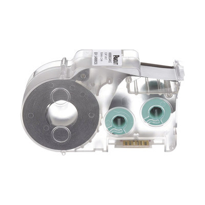 PANDUIT - S050X125VAC - Casete de 225 Etiquetas Autolaminadas de 12.7 x 31.8 mm para Cables de 3 a 7.1 mm de Diámetro Área de Impresión Color Blanco