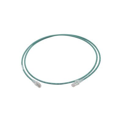 SIEMON - MC6-05-07 - Patch Cord MC6 Modular Cat6 UTP CM/LS0H 5ft Color Verde