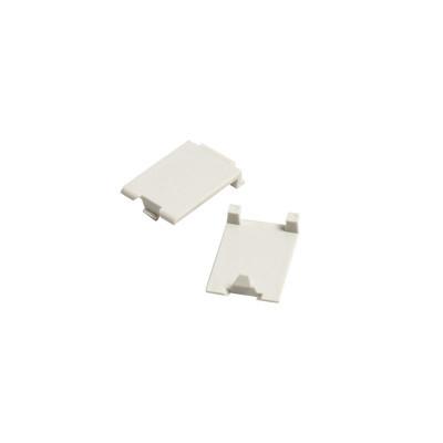 SIEMON - MX-BL-02 - Inserto Ciego Para Placas de Pared MAX y 10G MAX Color Blanco Bolsa con 10 piezas