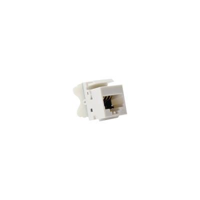 SIEMON - MX6-K02B - Jack MAX UTP Categoría 6 Estilo 110 Keystone Color Blanco Versión Bulk (Sin Empaque Individual)