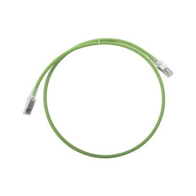 SIEMON - ZM6A-S03-07B - Patch Cord Z-MAX Cat6A S/FTP CM/LS0H 3ft Color Verde Versión Bulk (Sin Empaque Individual)