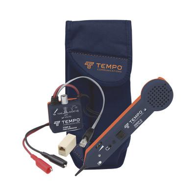 TEMPO - 701K-G-BOX - Generador de Tonos Profesional con Amplificador Inductivo para cable de red