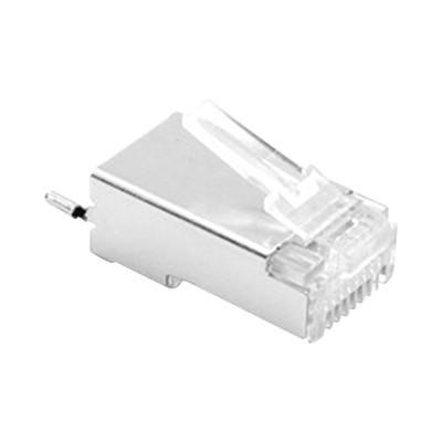 UBIQUITI NETWORKS - TC-CON - Conector RJ45 para Cable FTP/STP Categoría 5E - Blindado