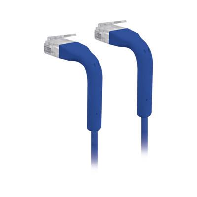 UBIQUITI NETWORKS - UC-PATCH-2M-RJ45-BL - UniFi Ethernet Patch Cable Cat6 de 2 m color azul