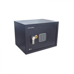 ASSA ABLOY - 84835 - Caja Fuerte Pequeña / Electrónica / Uso residencial u Oficinas /Ideal para almacenar Joyas Documentos Tarjetas Productos electrónicos