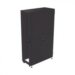 LINKEDPRO - LP-60120-45U-R2 - Gabinete Profesional para Telecomunicaciones de 45UR 1200 mm Profundidad.