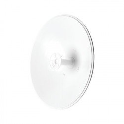 UBIQUITI NETWORKS - RD-5G30-LW - Antena Direccional RocketDish airMAX ideal para enlaces Punto a Punto (PtP) frecuencia 5 GHz (5.1 - 5.9 GHz) de 30 dBi