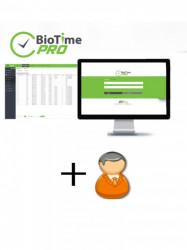 BioTimePro Additional User ZKTECO BioTimeProAdditionalUser