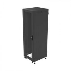 LINKEDPRO - LP-6060-37U-R2 - Gabinete Profesional para Telecomunicaciones de 37UR 600 mm de Ancho x 600 mm Profundidad.