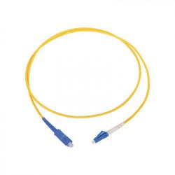 LINKEDPRO - LP-FO-6013B - Jumper de Fibra Óptica Monomodo LC/SC Simplex de 1 metro