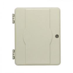 PANDUIT - FPONE4 - Gabinete Pasivo de Fibra Óptica Acepta Cuatro Placas FPONEAP12 IP55 Montaje en Poste o Pared