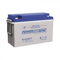 PG-12V150-FR POWER SONIC PG12V150FR