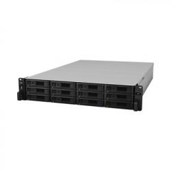 SYNOLOGY - SA3400 - Servidor NAS para rack de 12 bahías / Expandible hasta 180 bahías / Hasta 1 536 TB