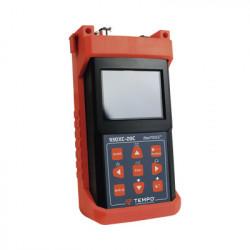 TEMPO - 930XC-20C-UPC-SC - OTDR para pruebas en Enlaces de Fibra Óptica longitudes de onda 1310 y 1550 nm entrada SC/UPC