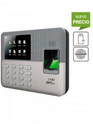 ZKT153012 Zkteco ZKTECO LX50 - Control de Asistencia Basico / 500 Usua