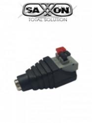 TVN0810017 SAXXON SAXXON PSUBR17H - Bolsa de 10 adaptadores tipo jack