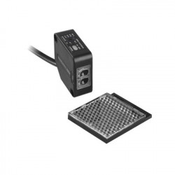 AccessPRO - XBS-RR7 - Detector fotoeléctrico de 7 m de alcance / Luz indicadora para alineación