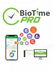 BioTimePro App Basic ZKTECO BioTimeProAppBasic