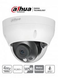 DHT0040003 DAHUA DAHUA IPC-HDPW1431R1-S4 - Camara IP Domo de 4 Megapix