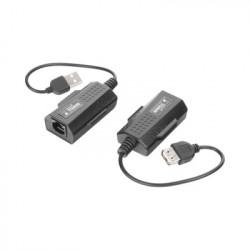 EPCOM TITANIUM - TT-USB-100 - Kit extensor USB por cable UTP5/5e/6 para distancias de hasta 50 m