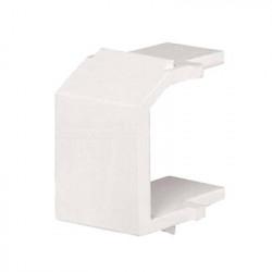 PANDUIT - NKBMWH-X - Módulo de tapa ciega (Inserto Ciego) Tipo Keystone Color Blanco