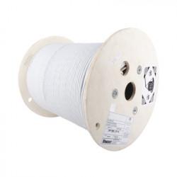 PANDUIT - PFL6X04WH-CEG - Bobina de Cable Blindado F/UTP de 4 Pares Cat6A Soporte de Aplicaciones 10GBase-T LSZH (Libre de Gases Tóxicos) Color Blanco 305m