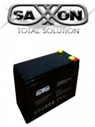 SXN2360001 SAXXON SAXXON CBAT8AH - Bateria de respaldo de 12 volts lib